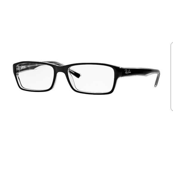 74495f81f2252 Ray Ban RB 5169 2034 Black Plastic Eyeglasses. M 5cad6642248f7a02b2a81cd3